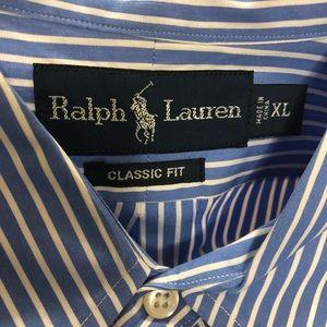 Ralph Lauren Polo Long Sleeve -XL